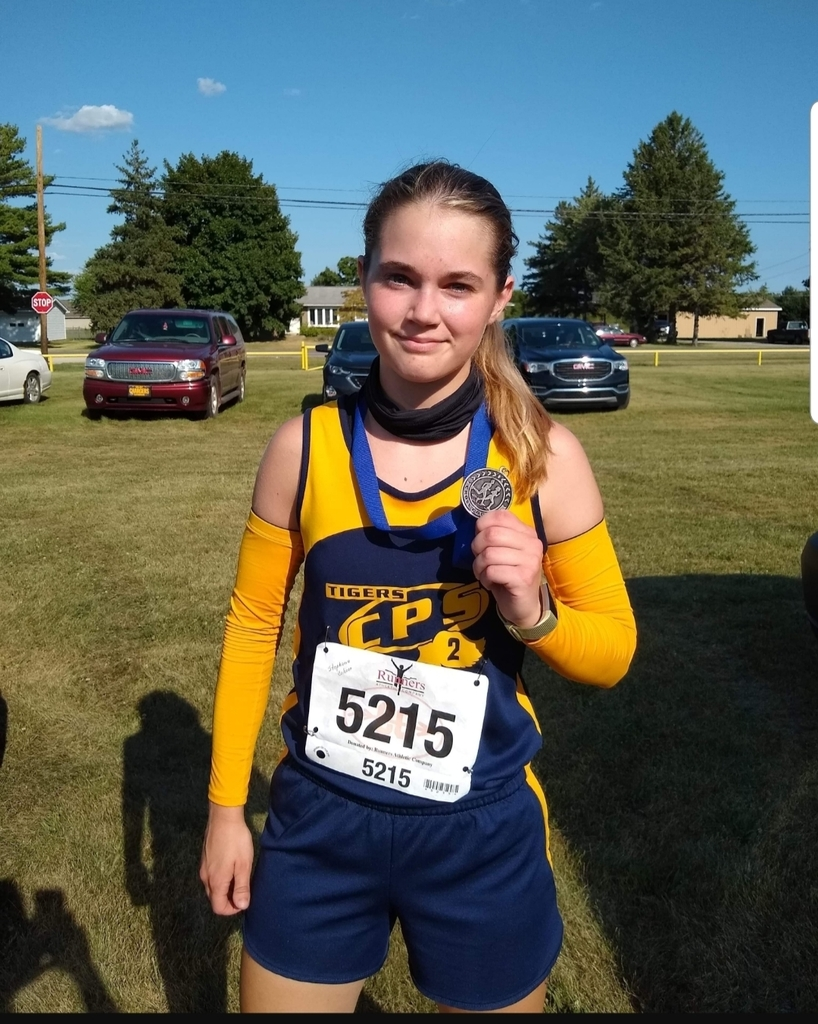 Stephanie Cahoon- Hemlock Invitational
