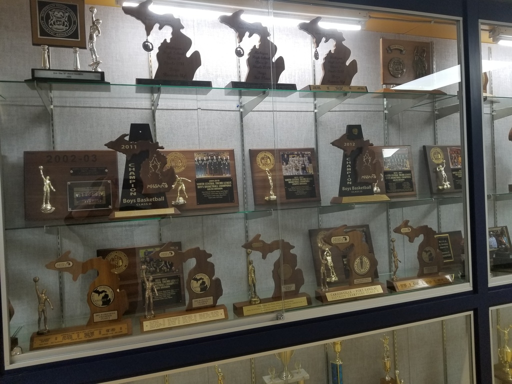 Main Trophy Case